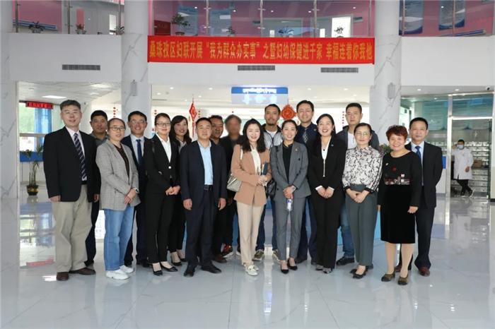 西藏大学附属阜康医院与日喀则藏康医院合作交流会召开