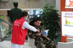 我院体检中心顺利完成550余名驻藏官