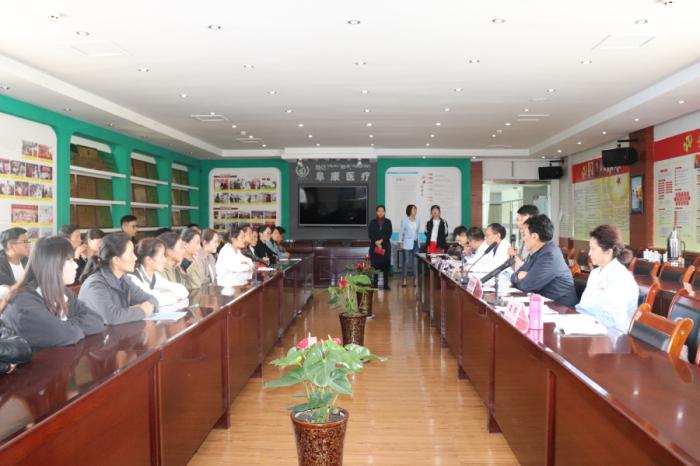 西藏阜康医院搭建大学毕业生就业双