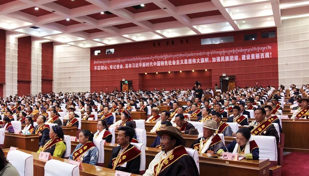 """<b>西藏阜康医院党支部副书记索珍同志获""""西藏自治区劳动模范""""荣誉称号</b>"""