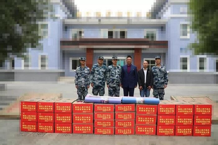 <b>西藏阜康医疗股份有限公司党委慰问甘巴拉雷达站官兵</b>