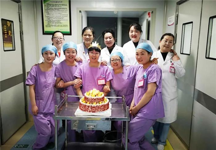 守望生命的花开——西藏阜康医院欢庆国际助产士节