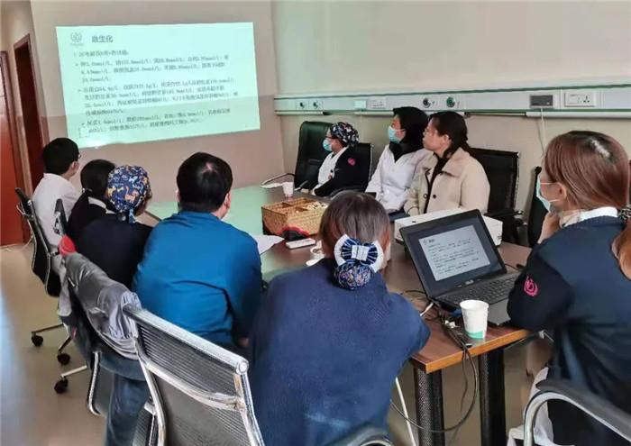 西藏阜康医院儿科积极开展疑难危重病例讨论