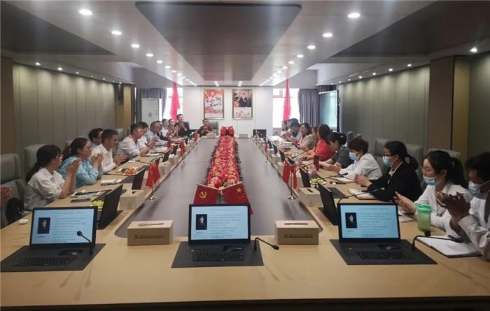 郑州大学第一附属医院、 首都医科大学北京天坛医院专家团队莅临我院帮扶指
