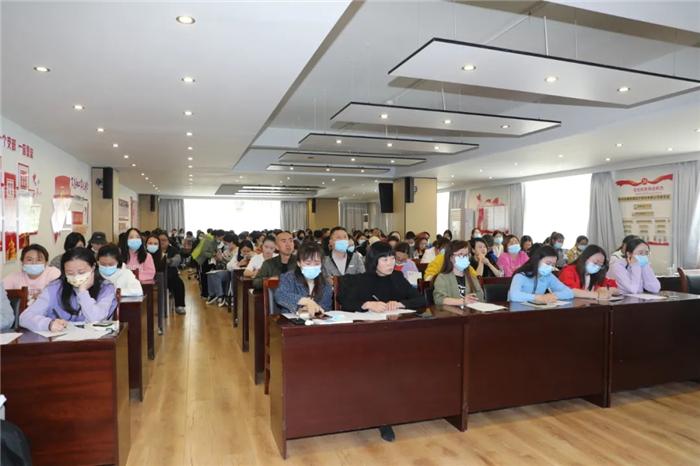 西藏大学附属阜康医院组织传染病和